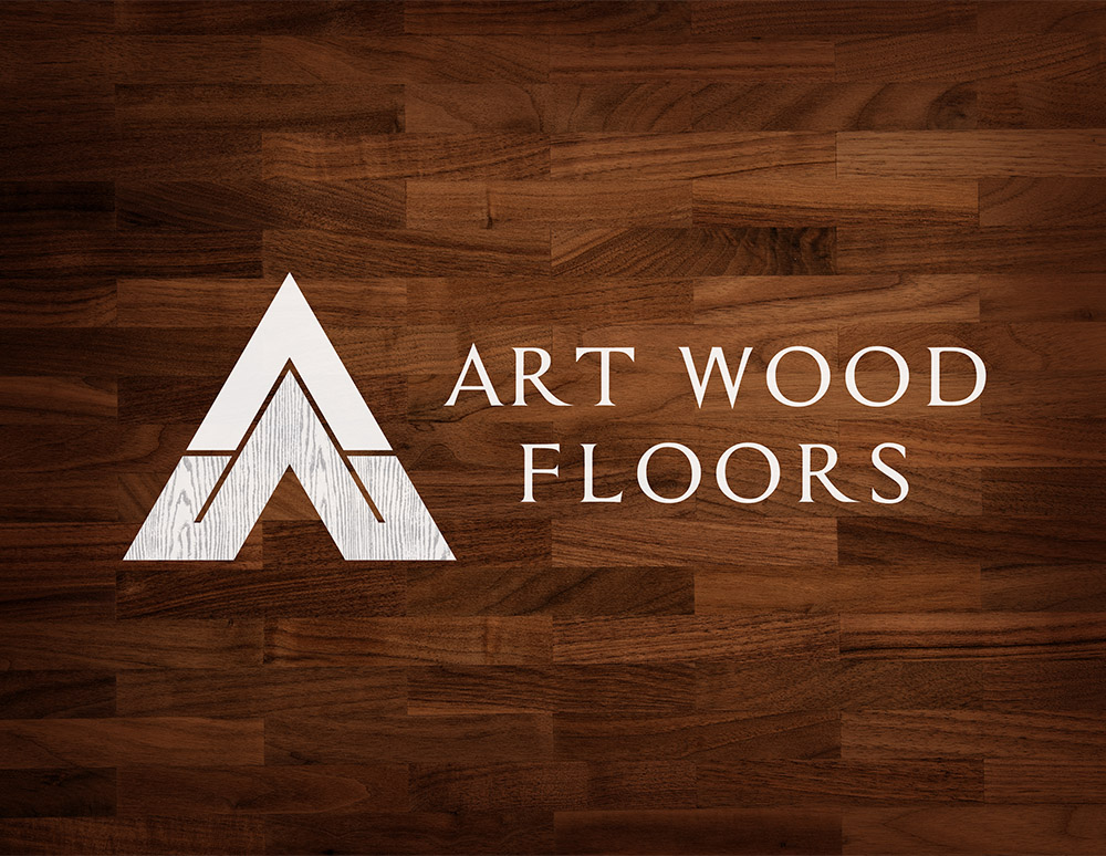 Logo design inet marketing elevating results at a much for Wood floor logo